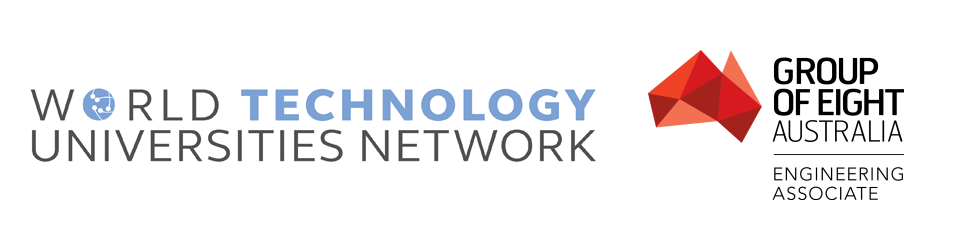 World Technology Universities Network and Group of Eight Australia logo